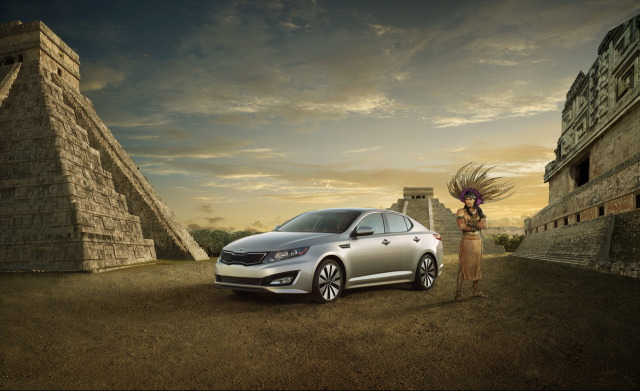 Client: KIA MOTORS    gallery