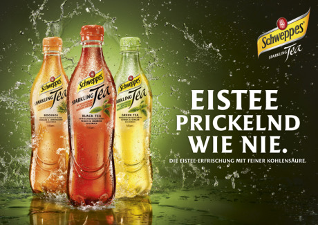 Client: Schweppes gallery