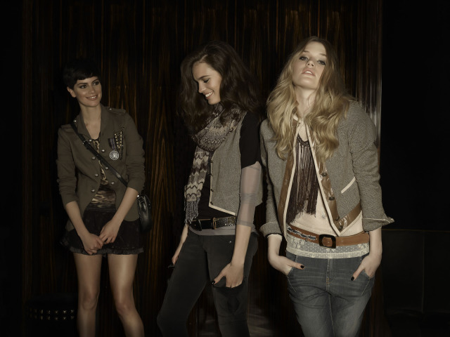 Client: Tucci Winter 2011 Campaign gallery