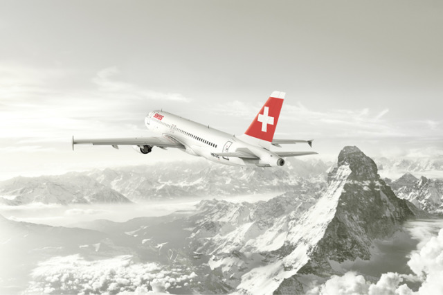 Swiss Air A 320 gallery