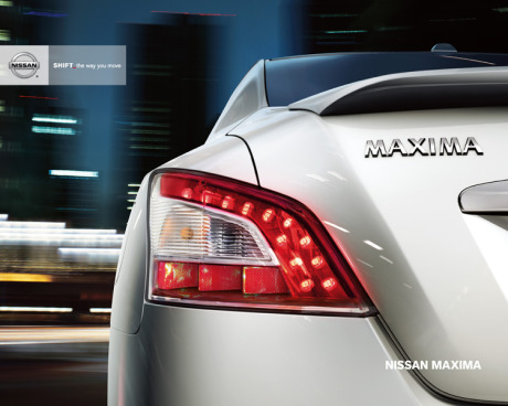 Nissan Maxima gallery