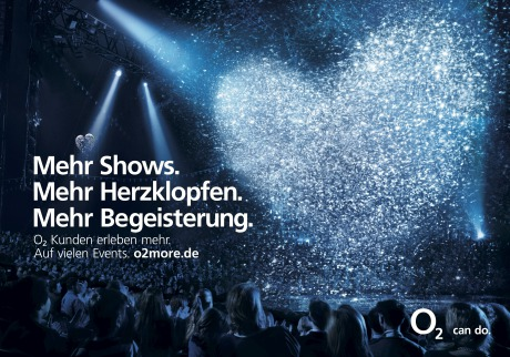 Client: O2 Germany gallery