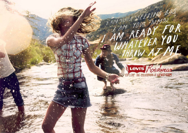Client: Levi's Asia gallery