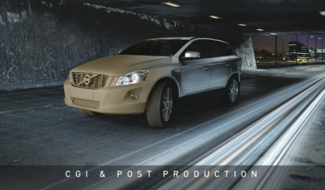CGI Volvo XC60 project gallery