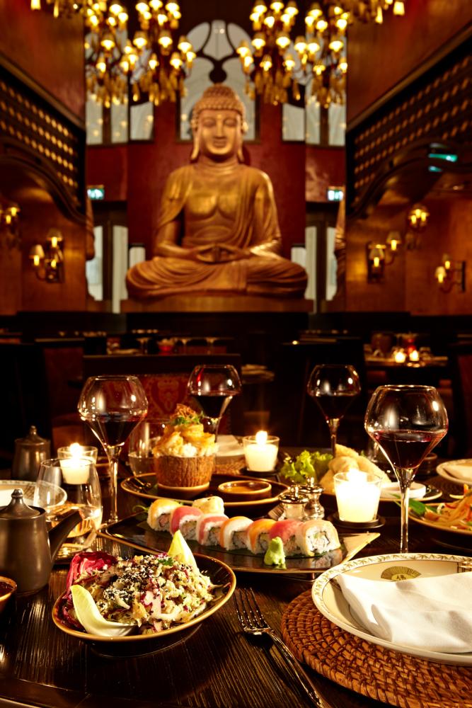 Buddha Bar Hotel Budapest Klotild Palace Hotels For