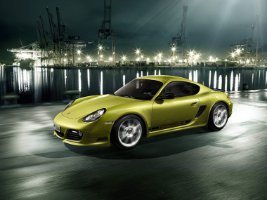 Client: New Porsche Cayman R released gallery