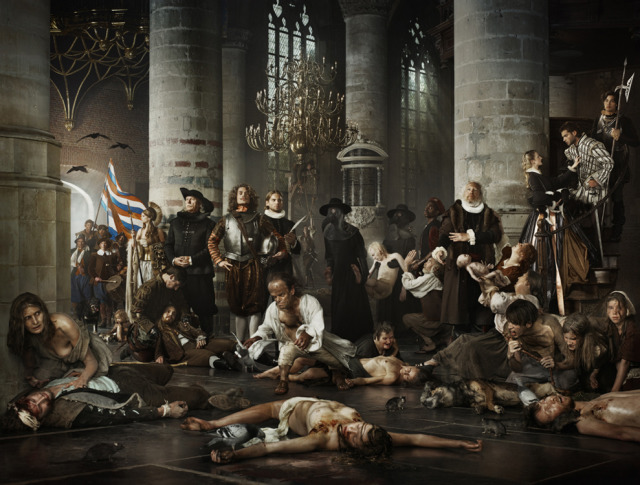 Photographer: Erwin Olaf gallery