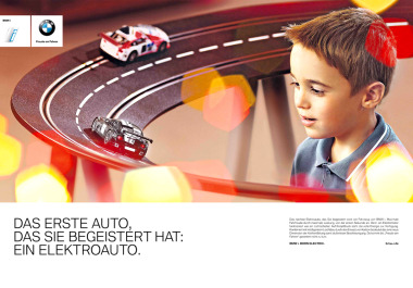 Campaign: BMW i gallery