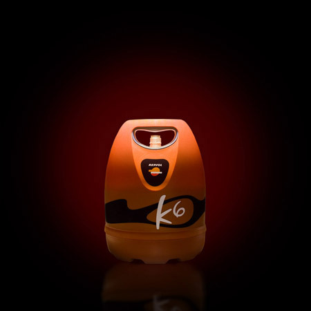 Client: New bottle K6 REPSOL BUTANO gallery
