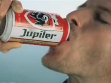 Production: Jupiler Beer gallery