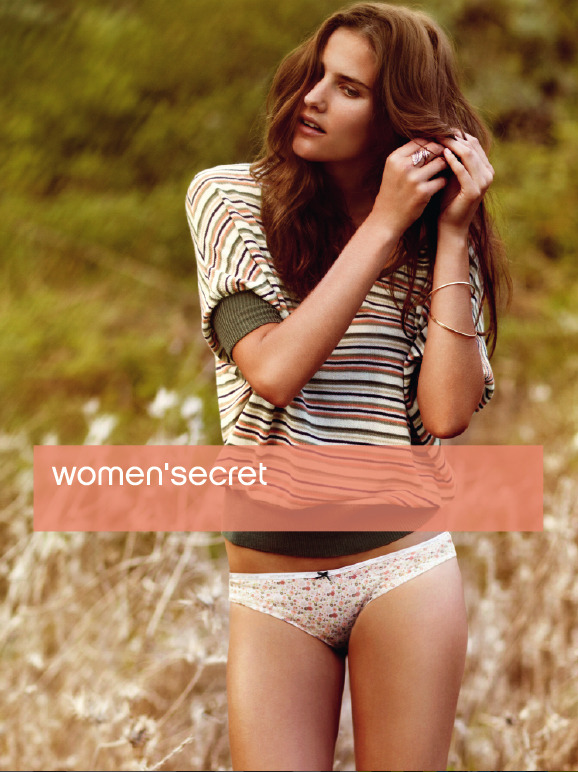 Campaign: WOMEN's SECRET SPRING CAMPAIGN 2011 gallery