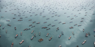 Exodus VI – West Lamma Channel, South China Sea gallery