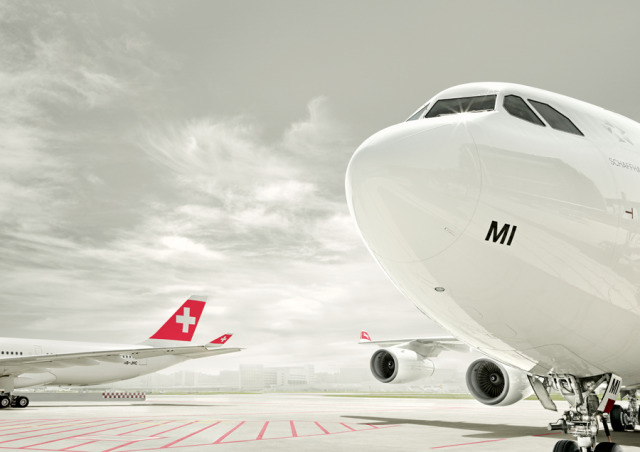 Client: Swiss International Air Lines gallery
