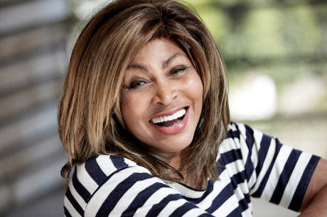 Tina Turner for 'Beyond Children' gallery