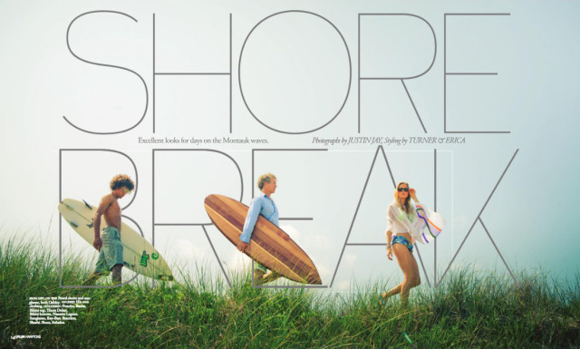 Magazine: Plum Hamptons - Surf Story gallery