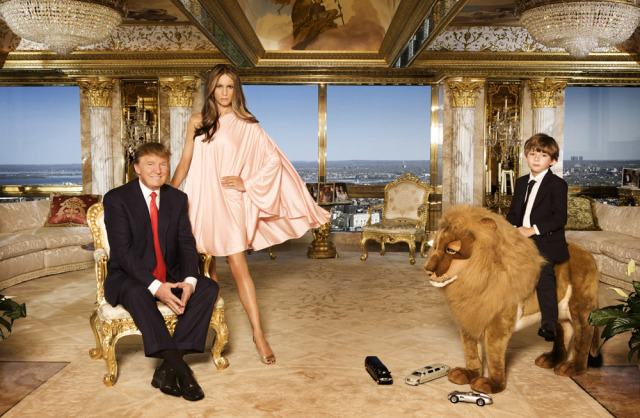 Trump Family gallery