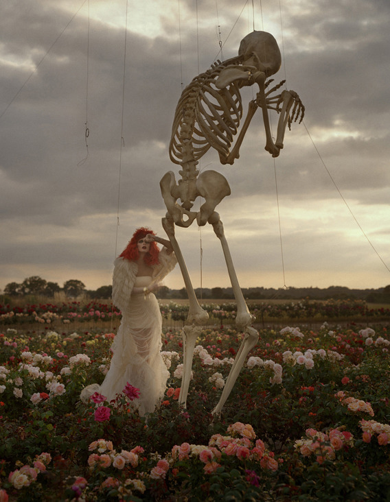 Photographer: Tim Walker for Vogue gallery
