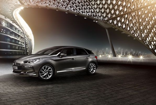 Client: Citroen DS5 gallery