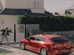 Client: Chevrolet - Chevy Cruze campaign gallery