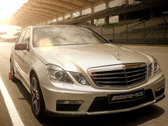Making Of Video Mercedes AMG E-63 gallery