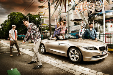 Oliver Gast for BMW gallery