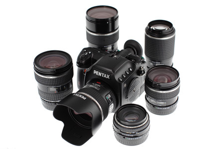 Pentax 645D digital medium format gallery