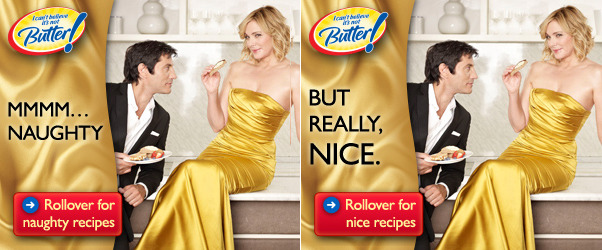 Client: Unilever 'I Can't Believe It's Not Butter!' gallery