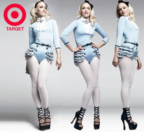 Model: Gwen Stefani for Harajuku Mini at Target gallery