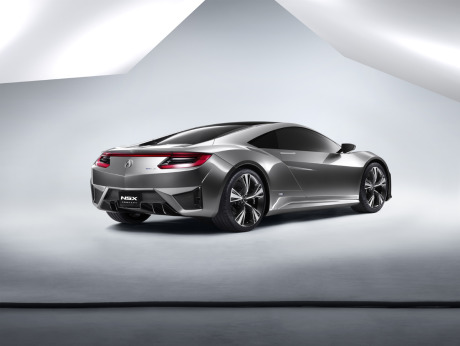 Acura Concept Car gallery