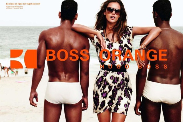 Campaign: Hugo Boss Orange 1012 gallery