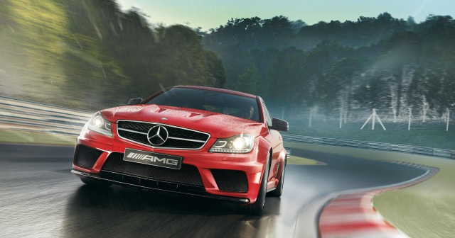 Mercedes-Benz AMG Calendar 2012 by Heiko Simayer gallery