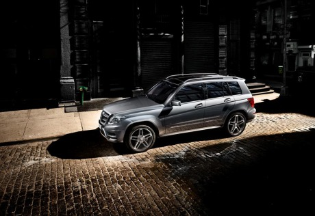 Campaign: Mercedes GLK gallery
