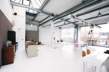 2nd floor studio