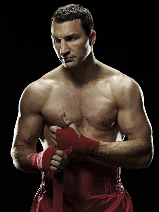 Wladimir Klitschko - World boxing champion gallery