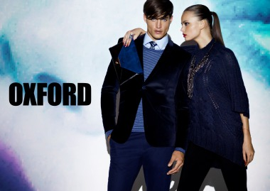 Campaign: Oxford AW12  gallery