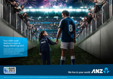 Client: ANZ Bank gallery