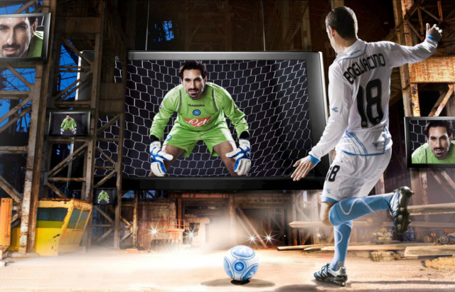Client: SSC Napoli Soccer gallery