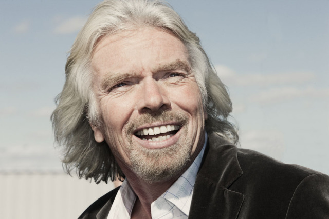 Sir Richard Branson . Virgin Group Founder gallery