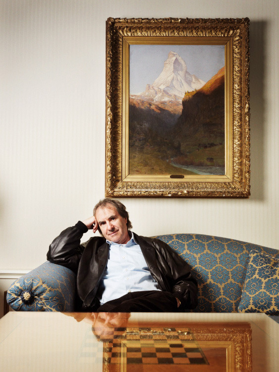 Chris de Burgh, singer-songwriter gallery
