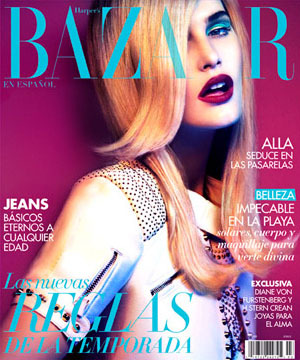 Photo: JM Ferrater for Harper's Bazaar gallery