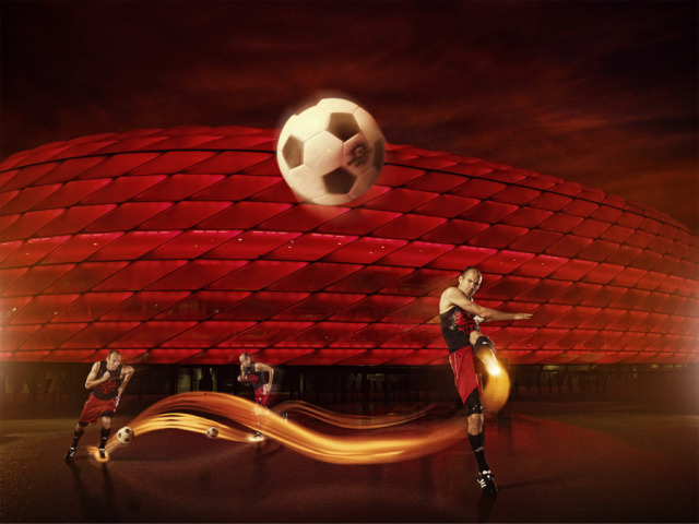 Production: Stars Of Football - Arjen Robben gallery
