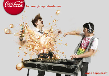Client: Coke gallery