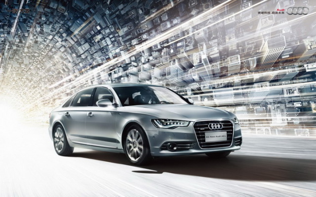 Audi A6 gallery