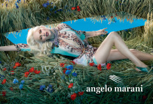 Photographer: Miles Aldridge for Angelo Marani gallery