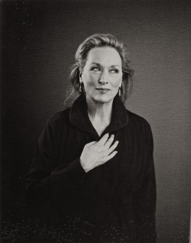 Photo: Meryl Streep by Nicolas Guerin gallery