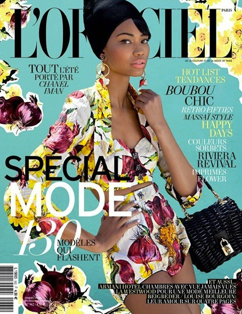 Client: L'Officiel gallery