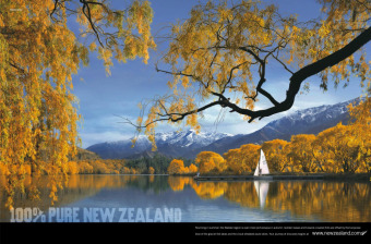Client: Tourism New Zealand gallery