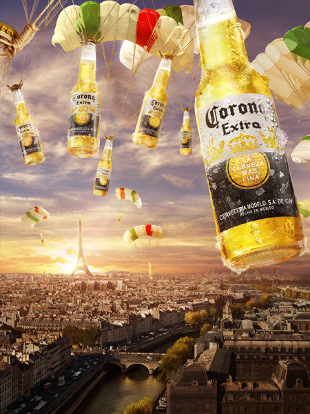 Corona Paris gallery