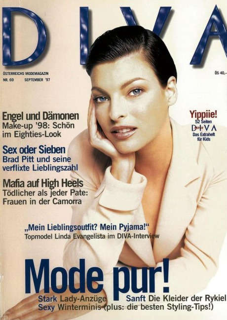 Model: Linda Evangelista gallery