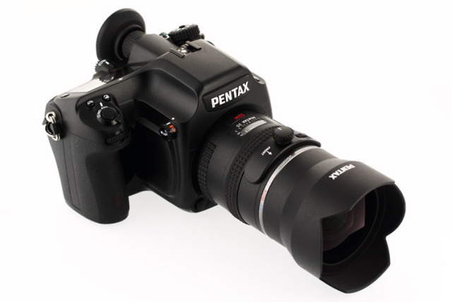 Pentax 645D with new DA 645 25mm lens gallery